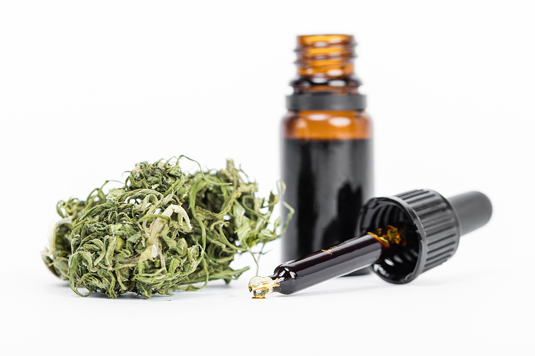 Cannabis oil pic